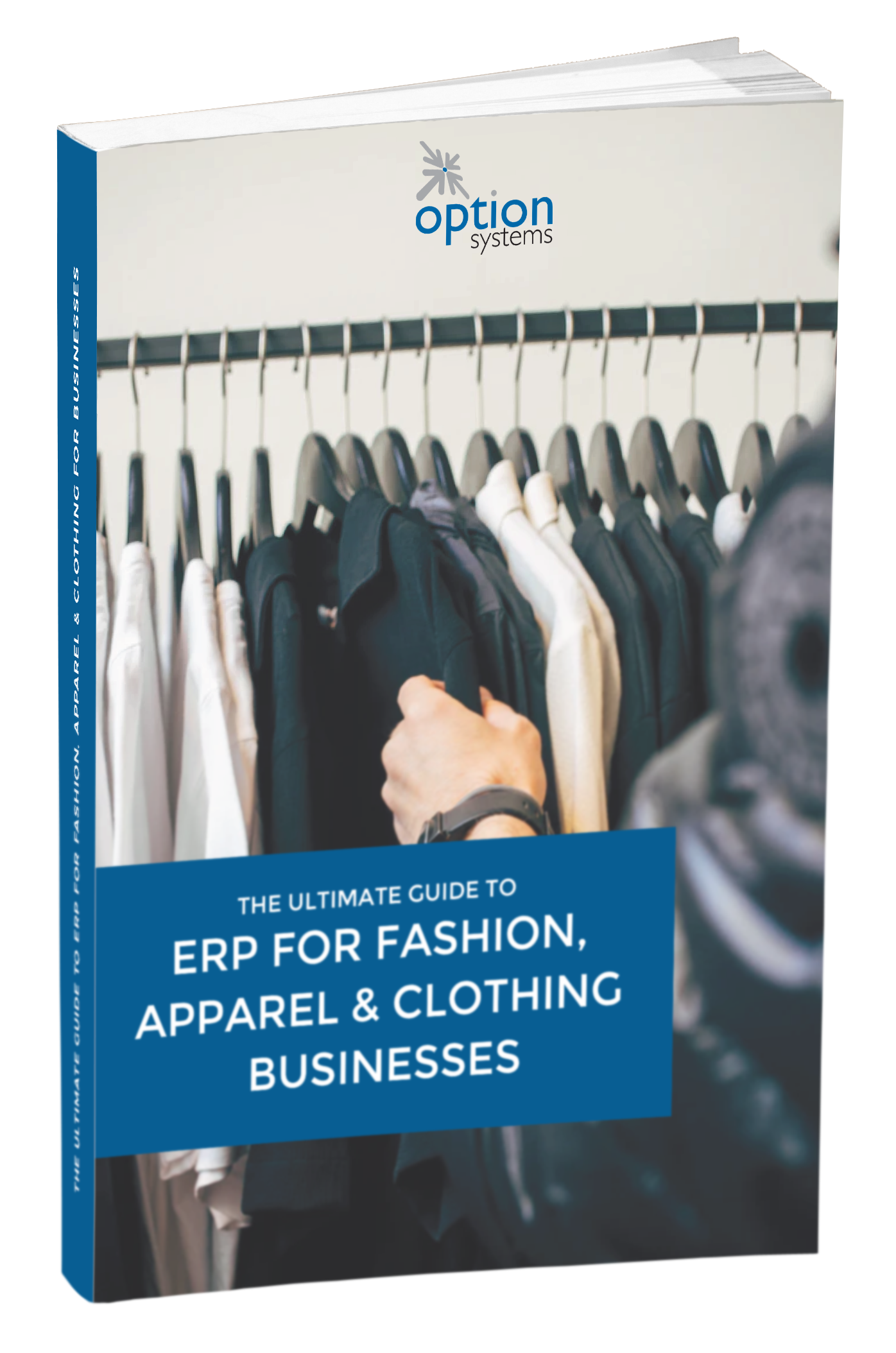 Ebook Cover- erp for fashon