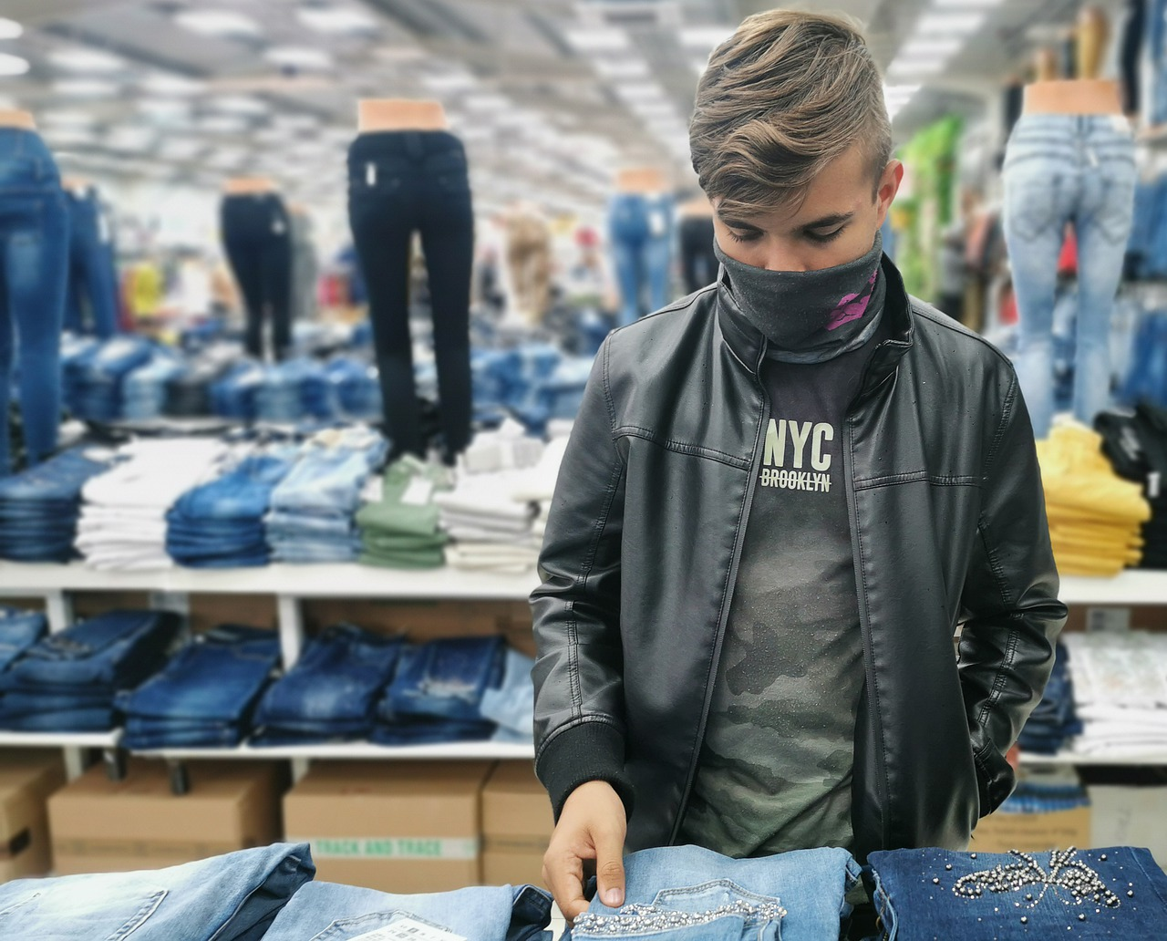 How Has the Pandemic Affected Clothing Distribution Channels and Sales
